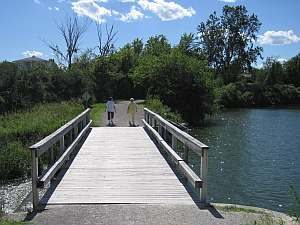 Fairfield Loop Trail Bridge