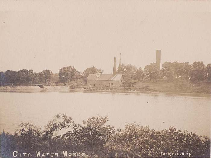 The City Water Works in 1906
