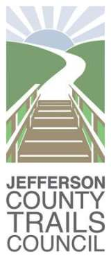 Logo for Jefferson County Trails Council, Fairfield
